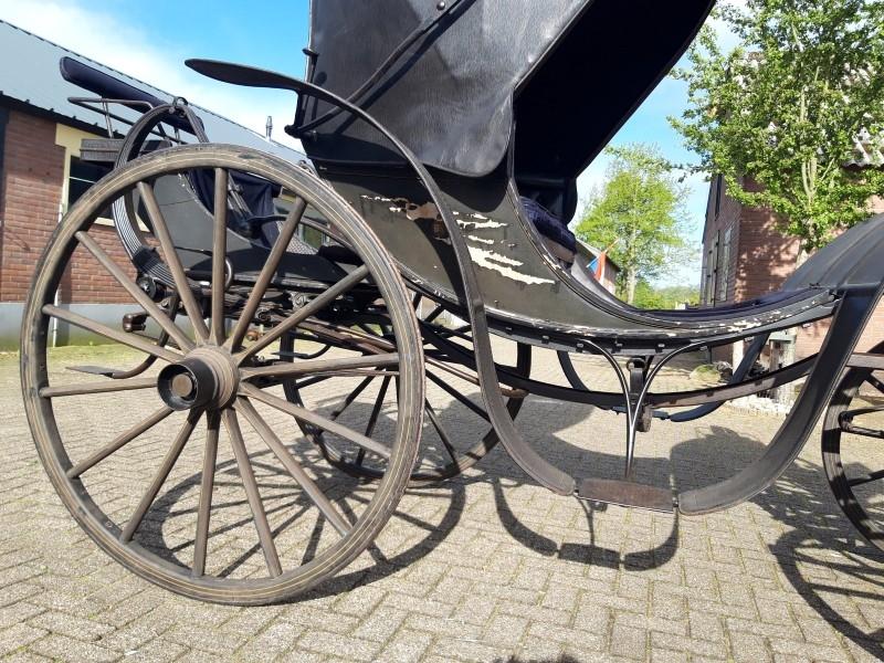 Carriage castle de Haar Netherlands